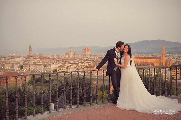 fotógrafo boda Málaga, imagenes de florencia