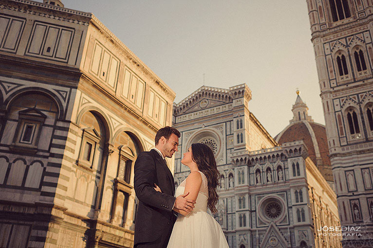 Firenze Wedding photographer, fotos boda florencia