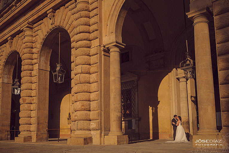 Palacio Pitti, Florencia Italia, fotógrafos Málaga