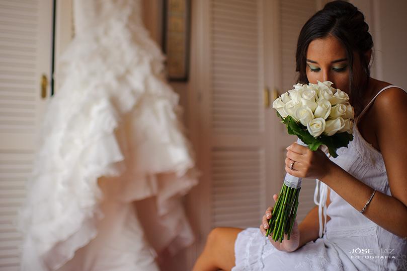 fotógrafos Málaga, reportaje de boda, ramo para boda, ramos de flores para novias, floristas, flores naturales