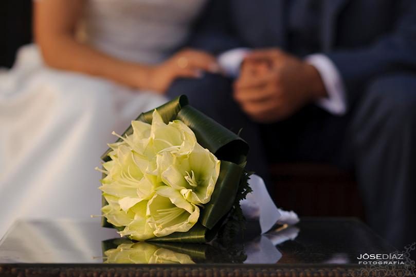 ramo de novia, reportajes de boda, fotos de boda, fotografía artística, fotógrafo Málaga