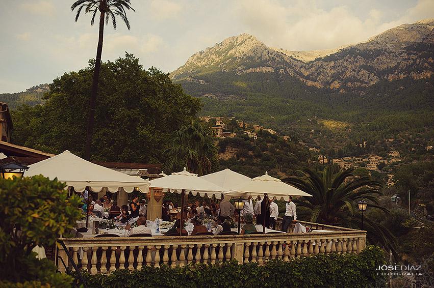 Es Molí restaurant, fotografías de boda, reportaje de boda, fotógrafo, fotógrafo boda Mallorca, reportaje de boda en Sóller