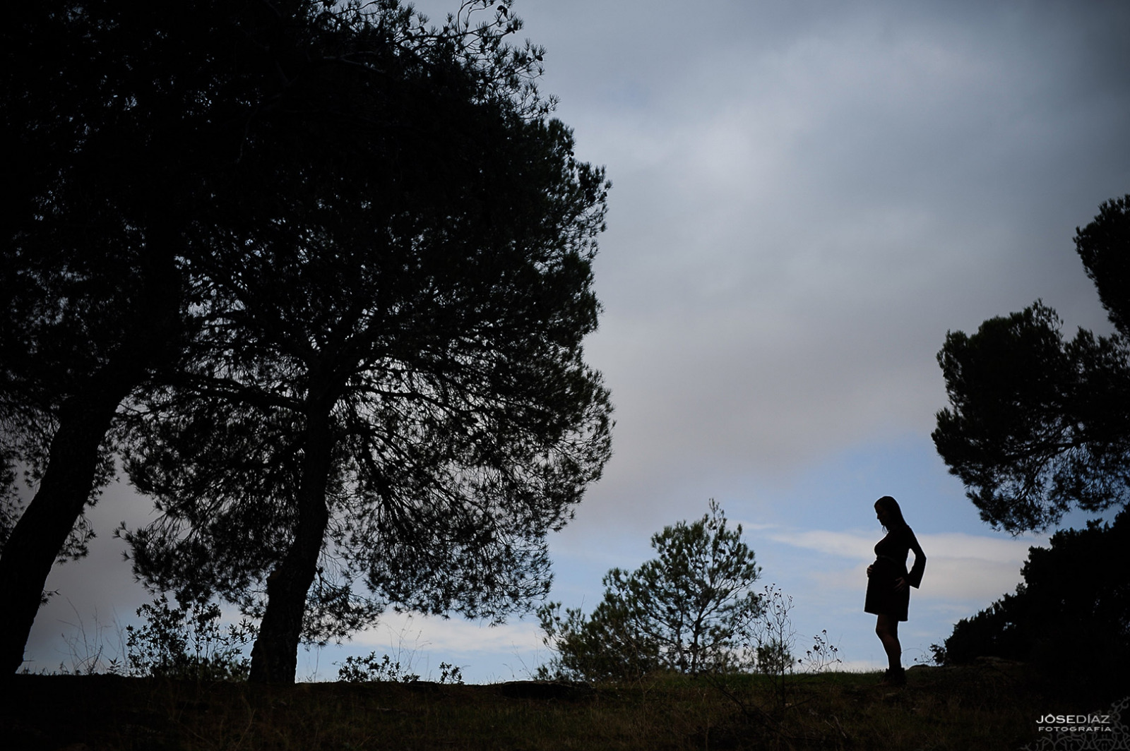 fotografía artística de embarazo, reportajes embarazo, fotos premamá, fotógrafos Málaga