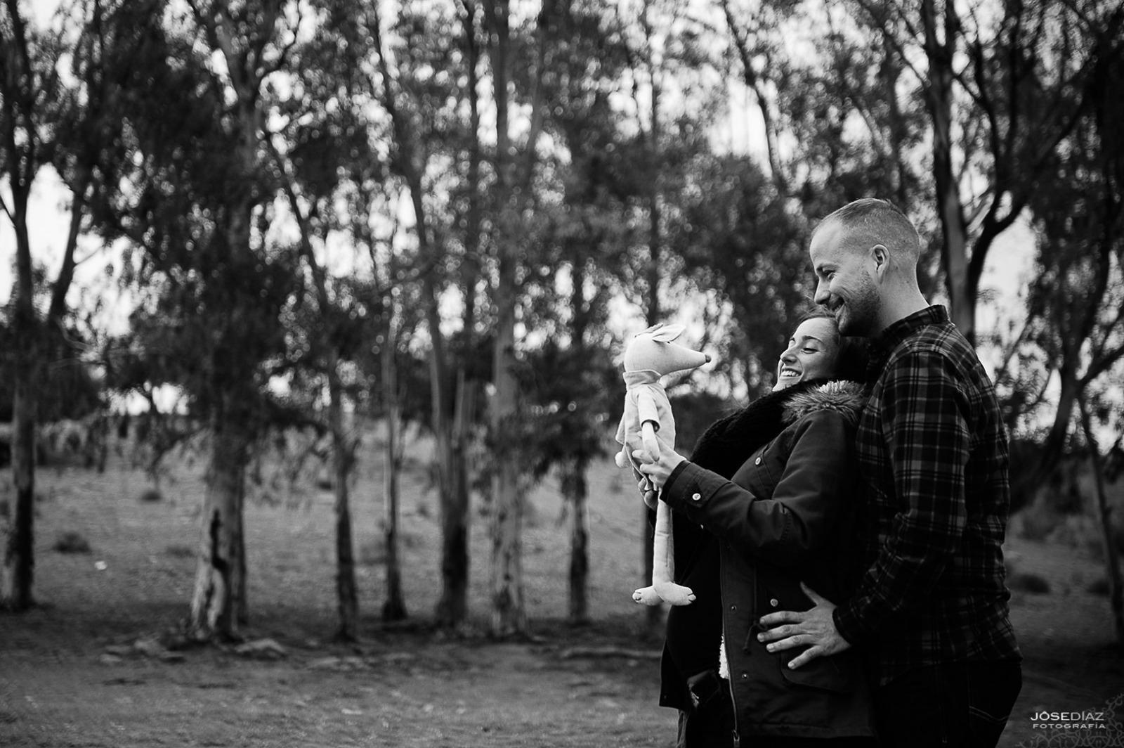 fotografía de parejas, reportaje de premamá, fotos de familia