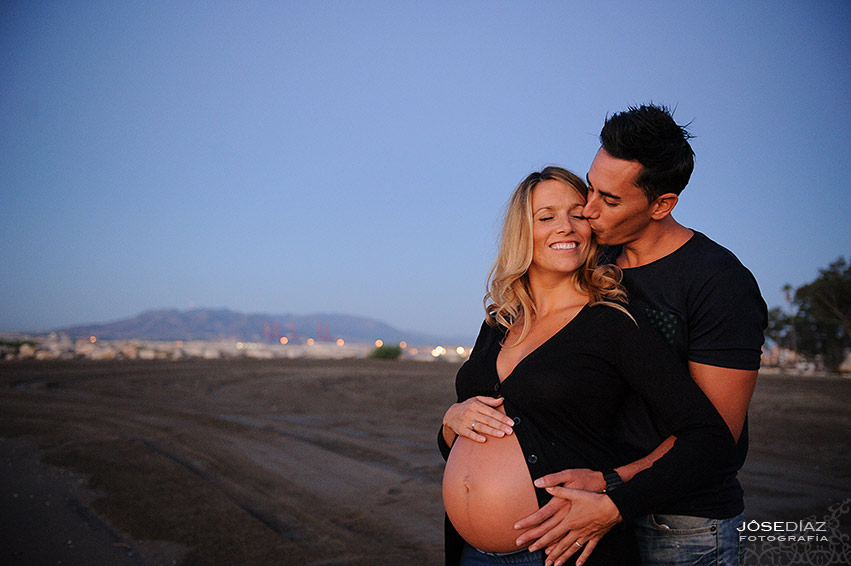 sesion fotos premama, reportaje de pareja, pregnancy photo shoot