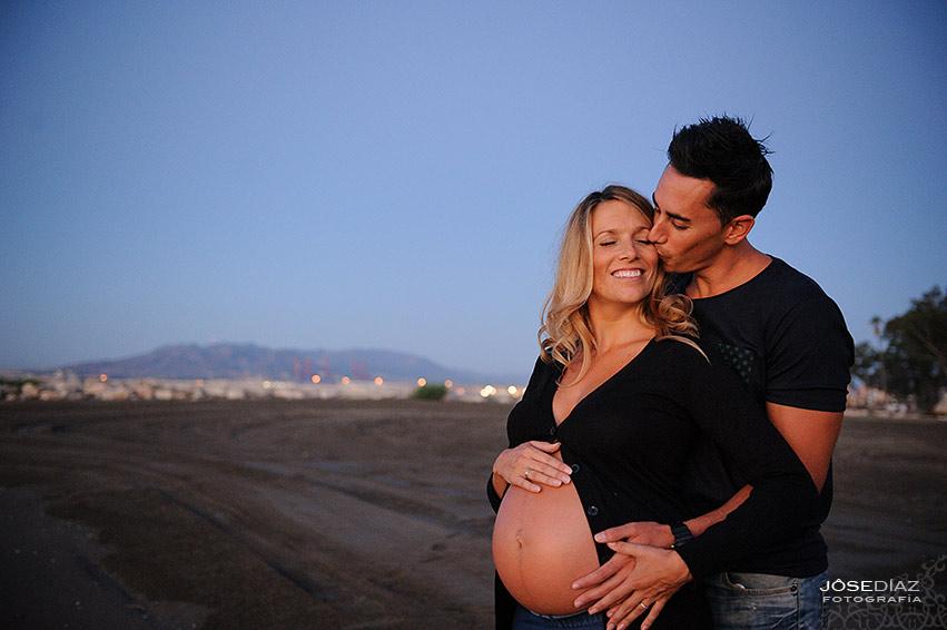 sesion fotos premama, reportaje de pareja, pregnancy photo shoot