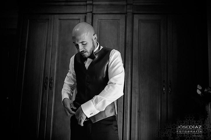 fotografos málaga, preparativos de boda