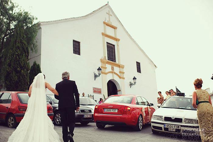 reportaje de boda en Colmenar, fotografías por Jose Díaz y Laura Cobos