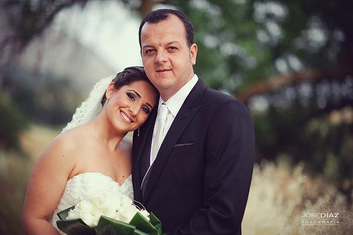 fotografías de Boda, Jose Díaz fotógrafo, reportajes de boda Málaga, retrato
