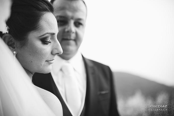 fotografías de Boda, Jose Díaz fotógrafo, reportajes de boda Málaga
