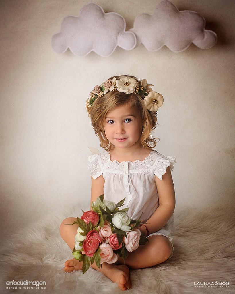 fotografía infantil, reportaje fotográfico infantil, studio photo session