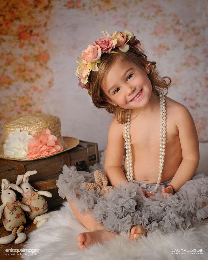 sesión infantil, reportaje fotográfico en estudio, fotógrafa infantil