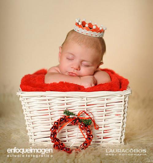 reportajes bebé, fotos recien nacido, felicitaciones de navidad