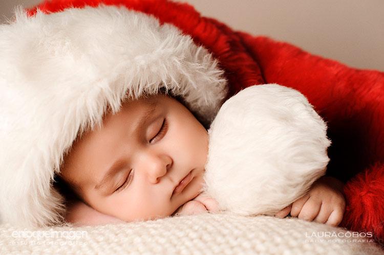 Felicitaciones navidad, fotos navidad bebé Málaga, fotos para felicitaciones de navidad de bebés