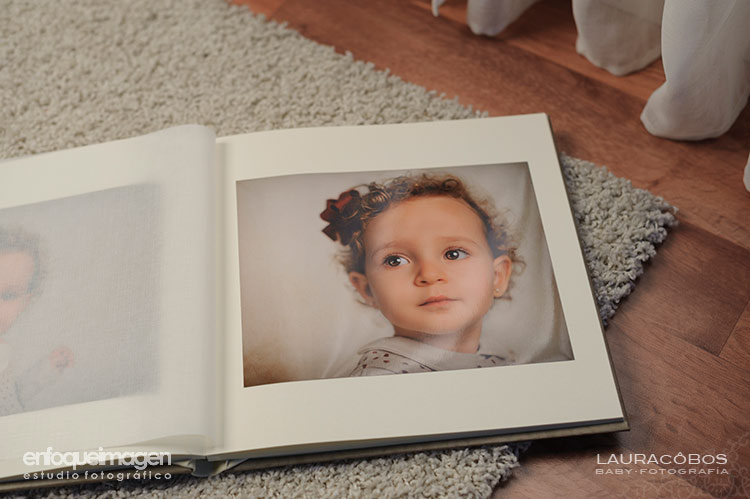 álbum de fotos tradicional, álbum elegante para fotografías, álbum profesional, álbum infantil Málaga, álbumes de fotos
