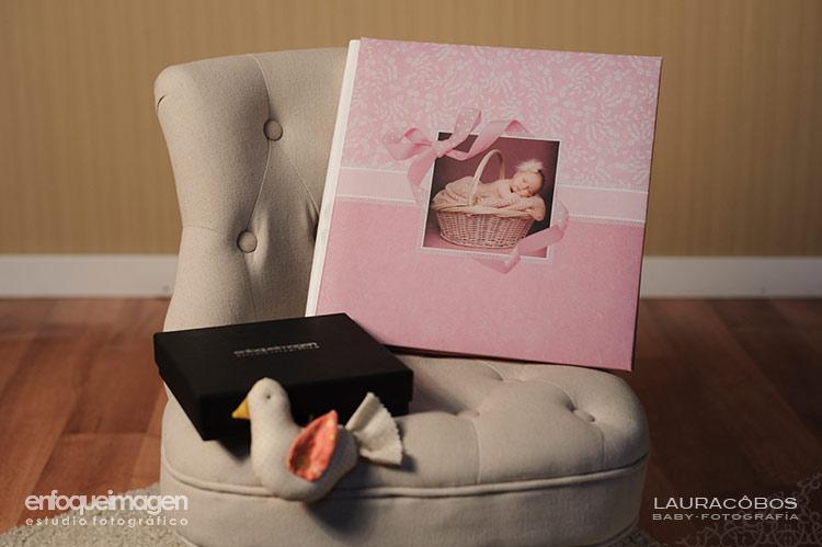 álbum de recién nacido, fotógrafos Málaga, álbum estudio, fotografías profesionales, álbum fotográfico, fotografía artística