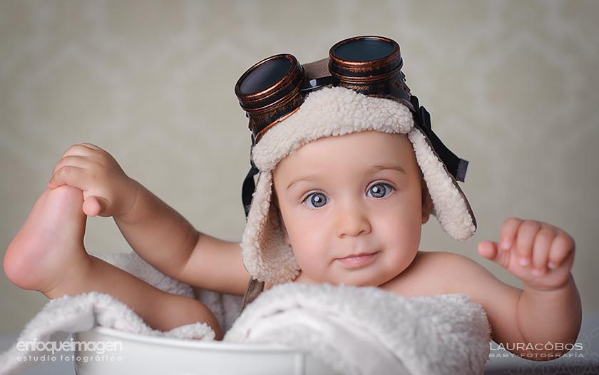 sesión fotográfica en estudio, fotografías de baby, baby photo shoot