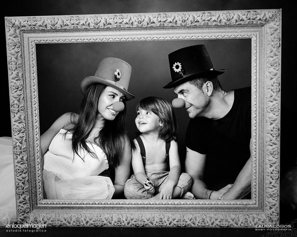 fotos de familia, reportaje familiar, sesión de estudio