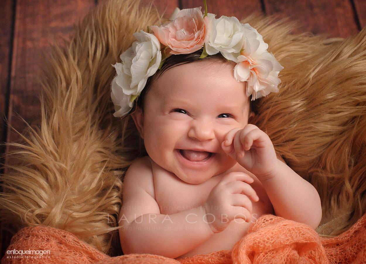 fotografías de bebés despues de la cuarentena