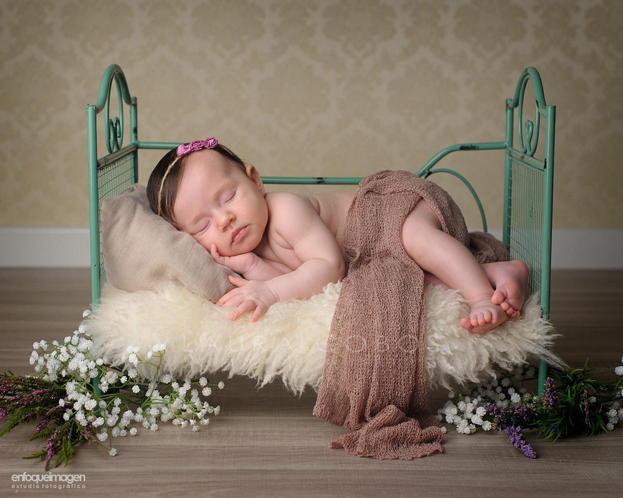 fotografía de bebés Málaga, reportaje de recién nacido, fotografía infantil