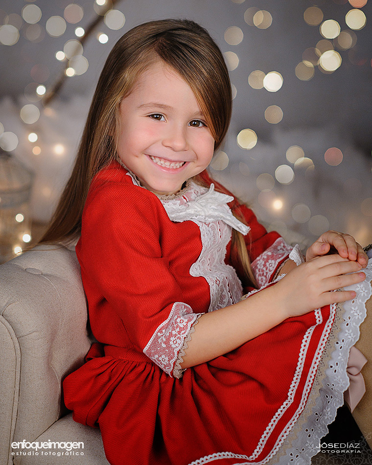 reportaje navidad, fotos navideñas, christmas photography, málaga