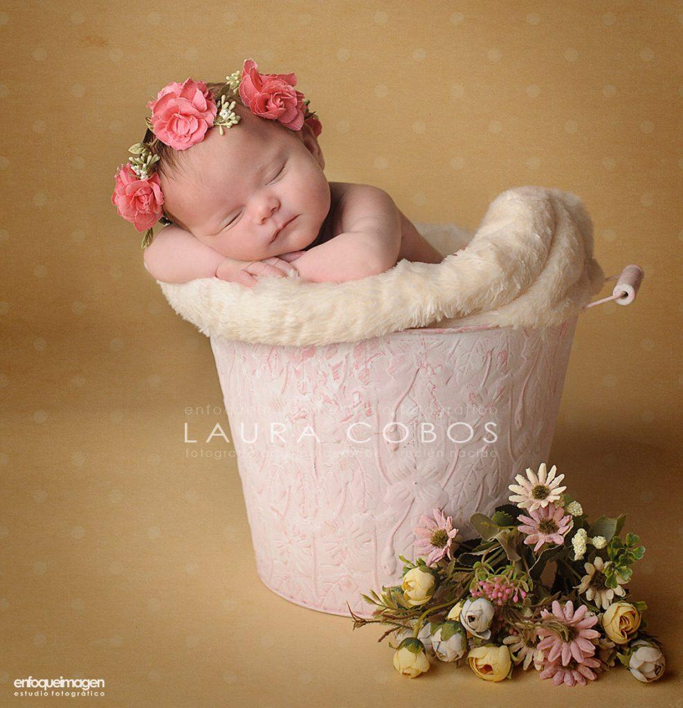 fotografía artística de recién nacido
